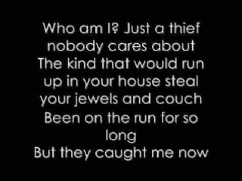 Never Look Away - Kj-52 (lyrics)