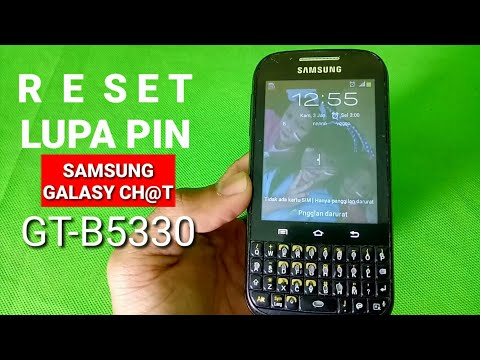 Cara Reset Hp Samsung Galaxy Chat Lupa Pin