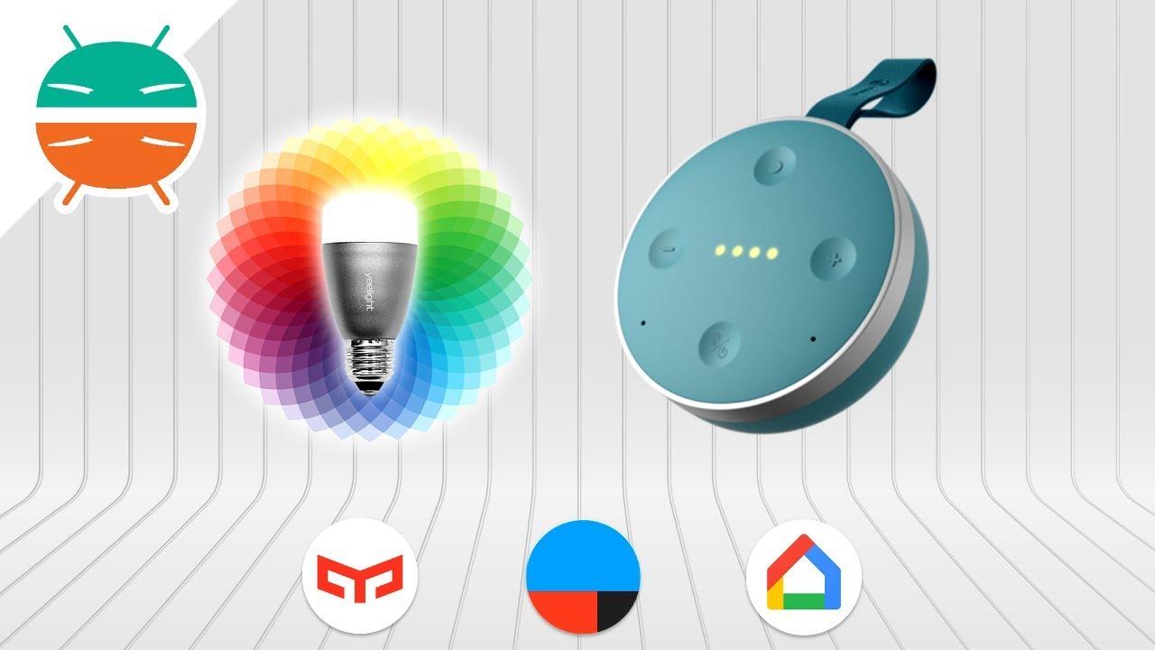 Yeelight Google Home