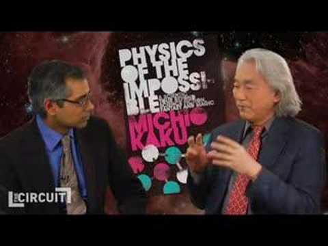 Michio Kaku: Mini Black Holes and the Large Hadron Collider