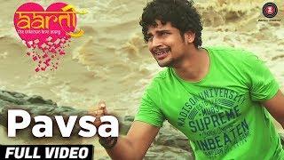 Pavsa - Full Video | Aarti The Unknown Love Story | Roshan Vichare, Ankita Bhoir & Sapna Karande