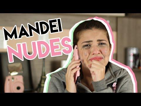MANDEI NUDES E OLHA NO QUE DEU! 😱  | LIVIA INHUDES