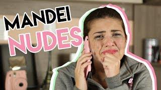 Baixar MANDEI NUDES E OLHA NO QUE DEU! 😱    LIVIA INHUDES