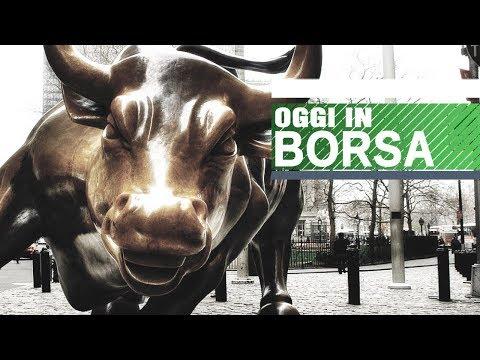 Borse e Mercati OGGI, dati e performance 24 ottobre 2019 - Oggi in Borsa
