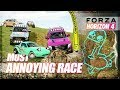 Forza Horizon 4 - The Most ANNOYING Race Ever.