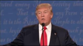 Противостояние Клинтон Трамп  роль Путина и кто победил в финальных дебатах? Факты недели 23 10
