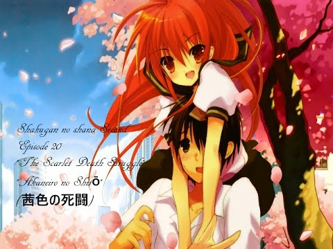 Shakugan no shana Second Episode 20 English subs