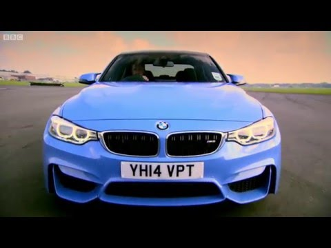 BMW M3 Petrol vs BMW i8 Hybrid - Top Gear - Series 22 - BBC