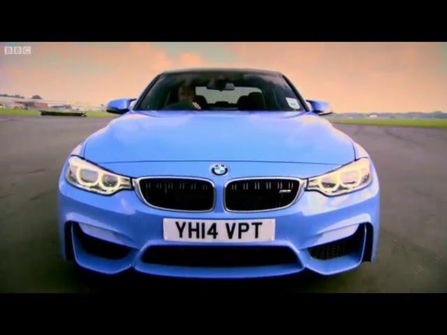 BMW M3 Petrol vs BMW i8 Hybrid | Top Gear |