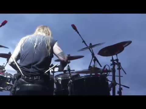 Behemoth - Ov Fire and the Void [Live Bloodstock 2016 HD] (Subtítulos Español)