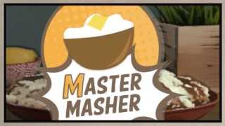Thanksgiving Recipes - How To Fix Gluey Mashed Potatoes