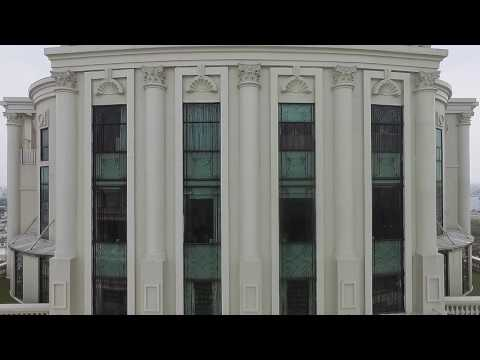project drone Hotel grand Aston Medan.