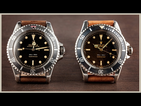 The Best Steel Watch Bracelet Of All time? Rolex Submar... | Doovi