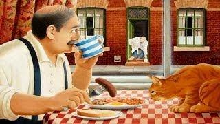 Турецкий завтрак. Часть 7. Суп....ээээ завтрак с котом! :))) TURKEY.IZMIR.