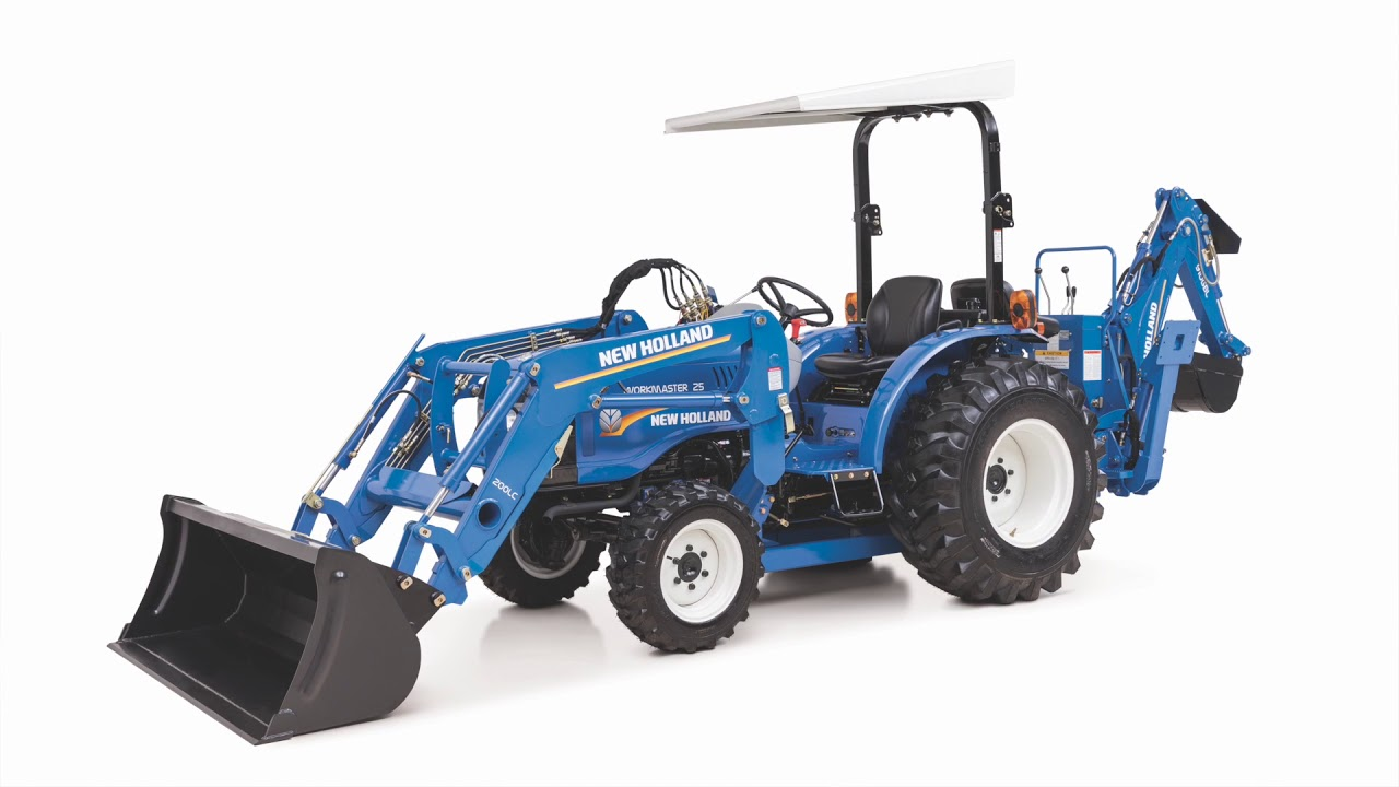 Workmaster 25 Compact Tractor Compeor Comparison