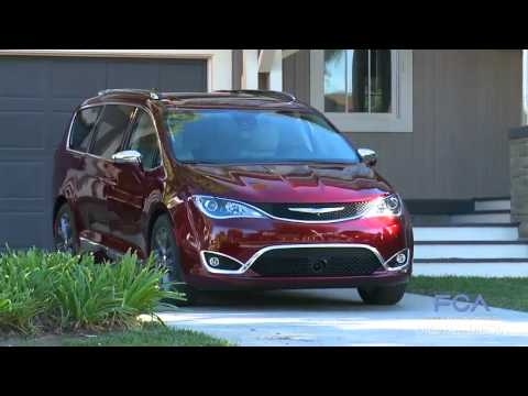 2017 Chrysler Pacifica Design with Winnie Cheung and Brand Faurote | AutoMotoTV
