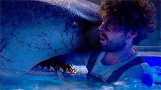 Would you put your arm in a shark's mouth? This guy does in IGN's e...