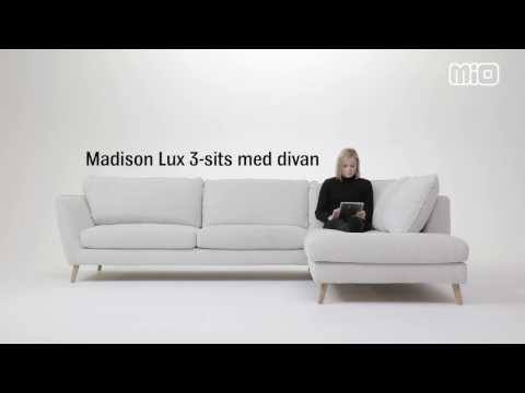 MOOD Bäddsoffa Vit Furniturebox from YouTube · Duration:  41 seconds