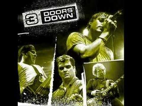 3 doors down  Runaway  album 2008