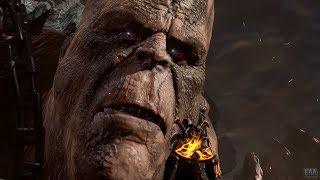 God of War 3 - Remastered (gameplay, русская версия, PS4) #5