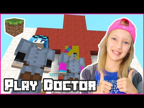 Let's Play Doctor / Minecraft