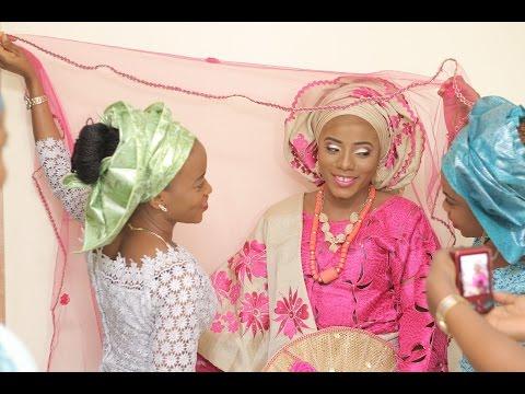 Best Yoruba Traditional Wedding: Hassanat $ Saheed