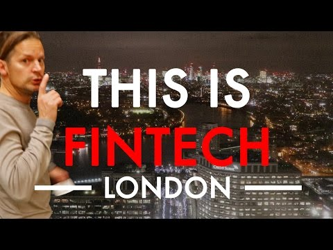 FinTech Scene London - Top 25 People Changing the Finance World. ⎜#FinTech...Explained No.9