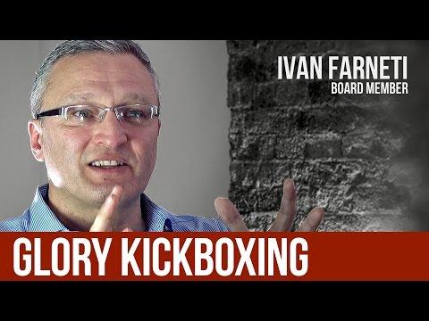 Ivan Farneti - Glory Kickboxing | London Real