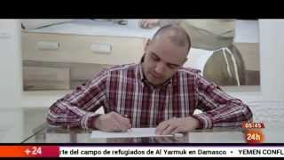 García de Marina - RTVE - Canal 24 horas