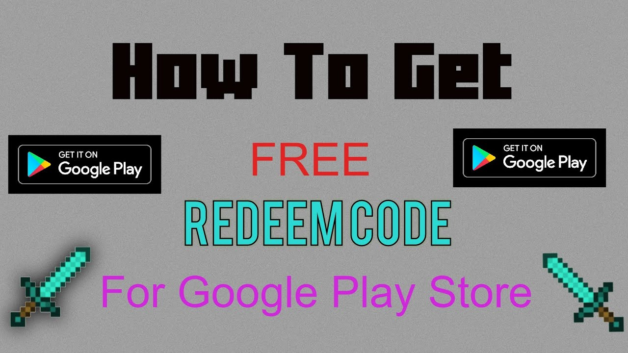 How To Get FREE REDEEM CODE For Google Play Store | UPDATED |