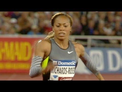 Sanya Richards-Ross wins 400m in Stockholm - Universal Sports