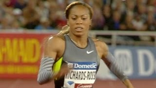 Sanya Richards-Ross wins 400m in Stockholm - Universal Sports