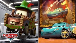 Car Makeovers! | Pixar Cars