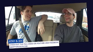 Jeff's Musical Car - Atay & JAX