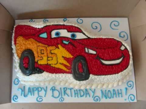 lightning mcqueen cake Patty Cakes YouTube