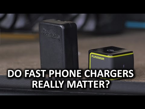 Faster Phone Chargers Explained - Qualcomm Quick Charge 2.0