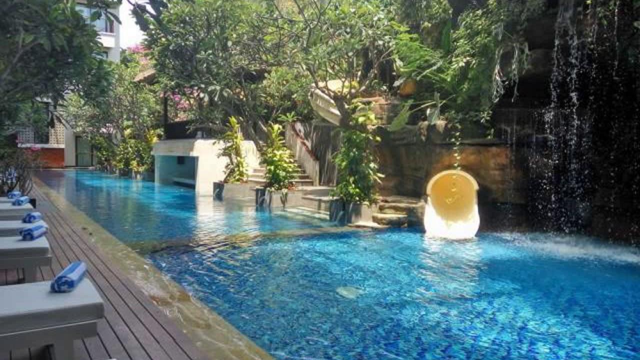 Jambuluwuk Oceano Seminyak Bali Youtube