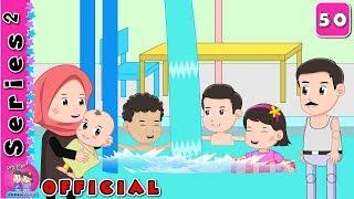 ❤50 Musim 2 Serunya Berenang Di Waterboom❤Said Ketakutan❤Jamal Laeli Series Official - JLS MP3