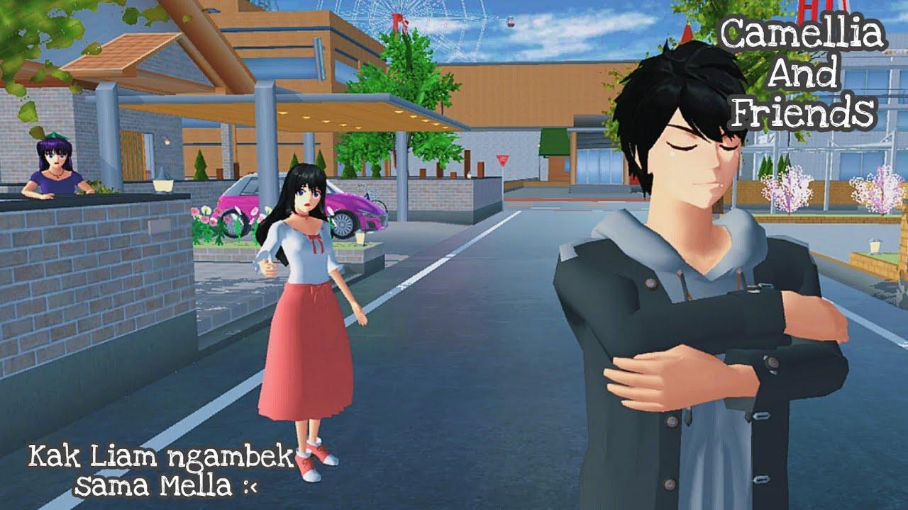 Camellia And Friends [William Ngambek]    SAKURA SCHOOL SIMULATOR DRAMA
