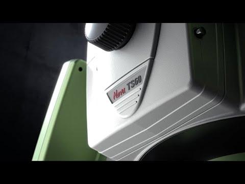 The new Leica Nova TS60 (2020)