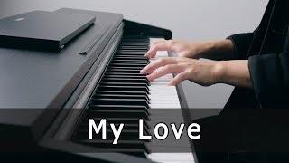 Download Lagu Westlife - My Love (Piano Cover by Riyandi Kusuma) mp3