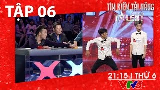 [FULL HD] Vietnam's Got Talent 2016 - TẬP 6 (05/02/2016)