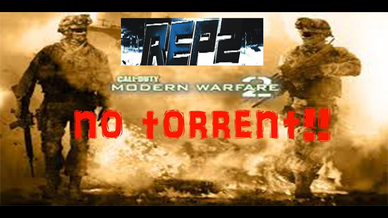 download call of duty modern warfare 2 pc torrent