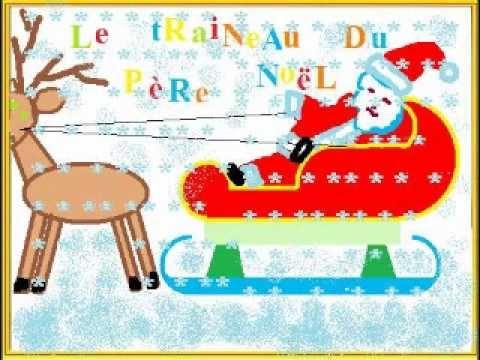 Dessiner le traineau du p re no l apprendre dessiner youtube - Dessiner un renne ...