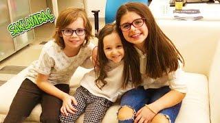 SAKLAMBAÇ Oynuyoruz Sizce Kim Ebe - Junior Park Ataberk Zeynep ve Öykü