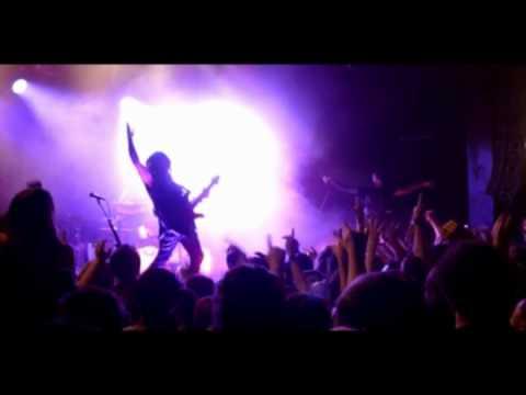 Escape The Fate - The Dead Masquerade Concert 2011 Melbourne with Pierce The Veil