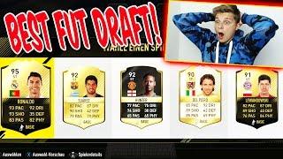 FIFA 17: BEST FUT DRAFT EVER!! OMG! 95 IF ST RONALDO!!! - ULTIMATE TEAM (DEUTSCH) - FUßBALL
