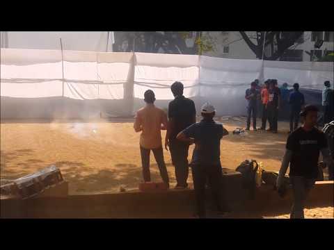IIT bombay Techfest(2017-18):-Car Racing at IIT fest #3