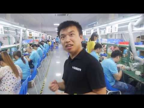 Power Bank Factory Tour at VEGER