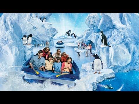 Magic Radio with SeaWorld Orlando's Antarctica: Empire of the Penguin